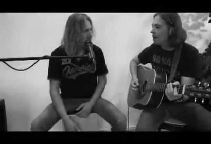 Beatles mit Metallica unplugged von Mischenmeister