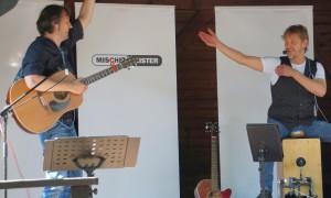 Mischenmeister Galerie liveband unplugged 17