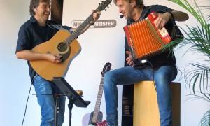 Mischenmeister Galerie liveband unplugged 21