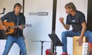 Mischenmeister Galerie liveband unplugged 29