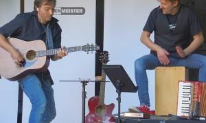 Mischenmeister Galerie liveband unplugged 30