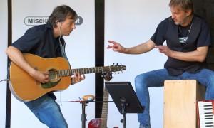 Mischenmeister Galerie liveband unplugged 31