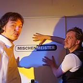 Frank Dziemba und Matthias Zalepa spielen unplugged Songs